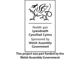 Part Funded By The Welsh Assembly Government